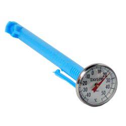 Termómetro Bimetálico de Vástago (-10 a 110 ºC)